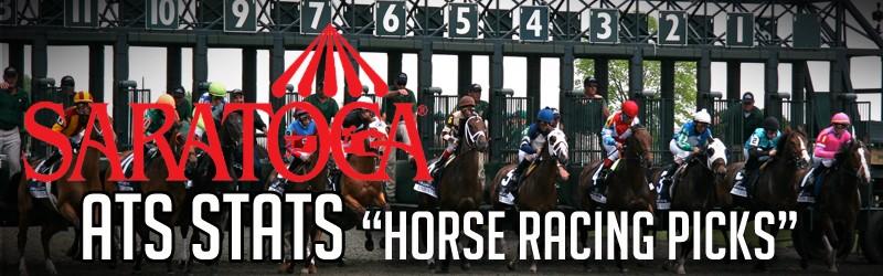 Ron Raymond's Free Horse Racing Picks - Saratoga Race Course (8/03/19)