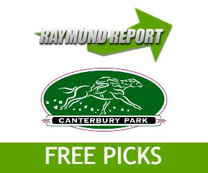 Canterbury Park Picks