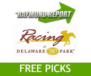 Delaware Park Picks