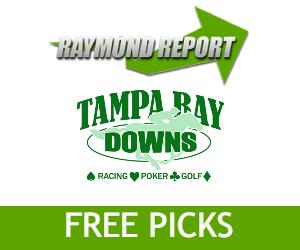 Tampa Bay Downs Picks