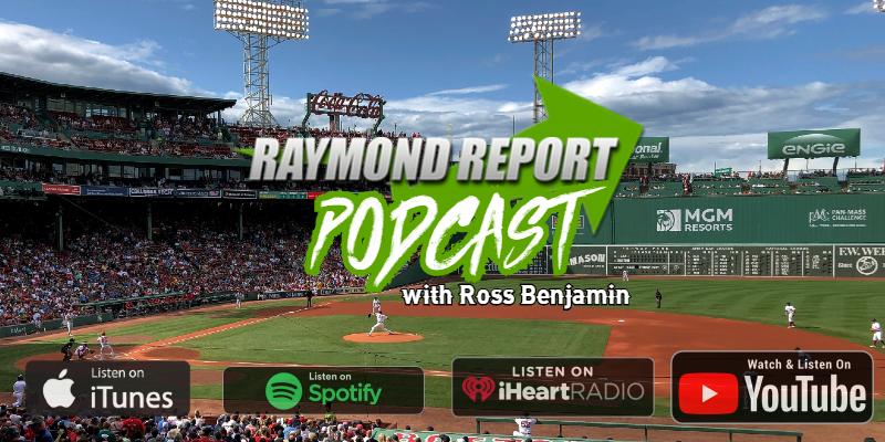 The Raymond Report Podcast