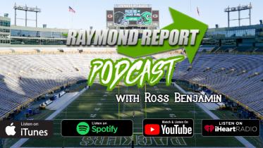 Raymond Report NFL Podcast