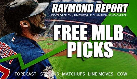 Raymond Report MLB Baseball Betting Tipsheet