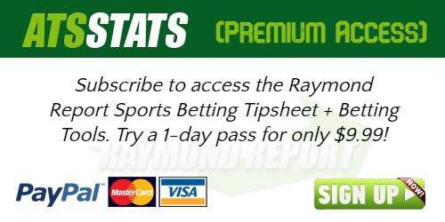 sports betting stats