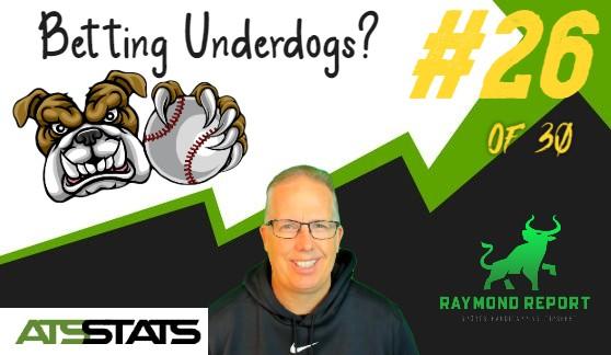 bet on underdogs